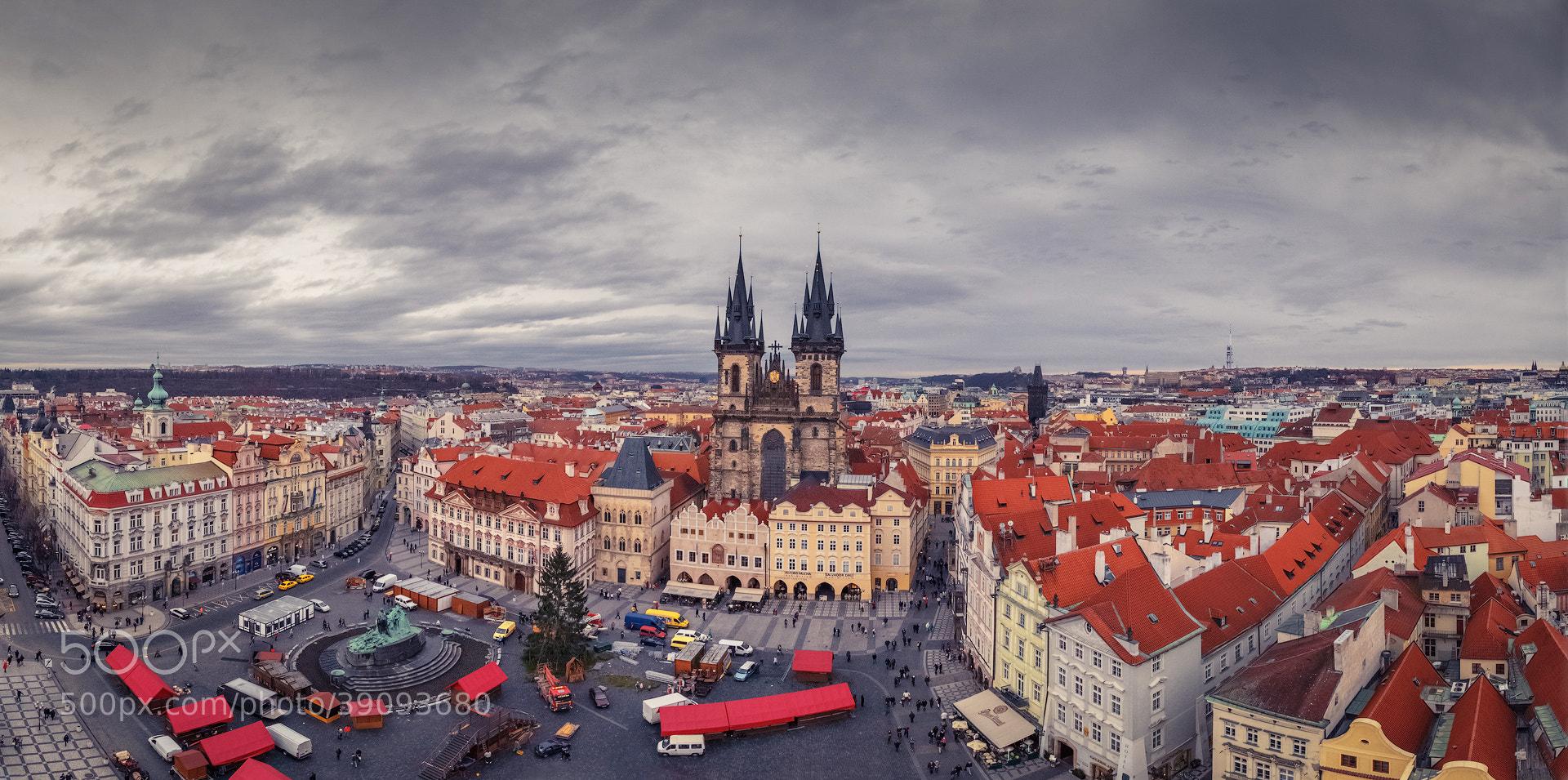 Photograph Prague by Vladimir Vodyanickii on 500px