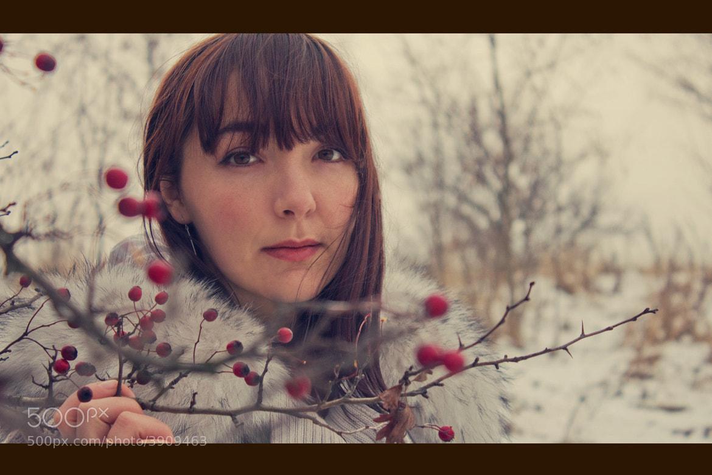 Photograph Ягодное прикосновение by Oxana Alexandrova on 500px