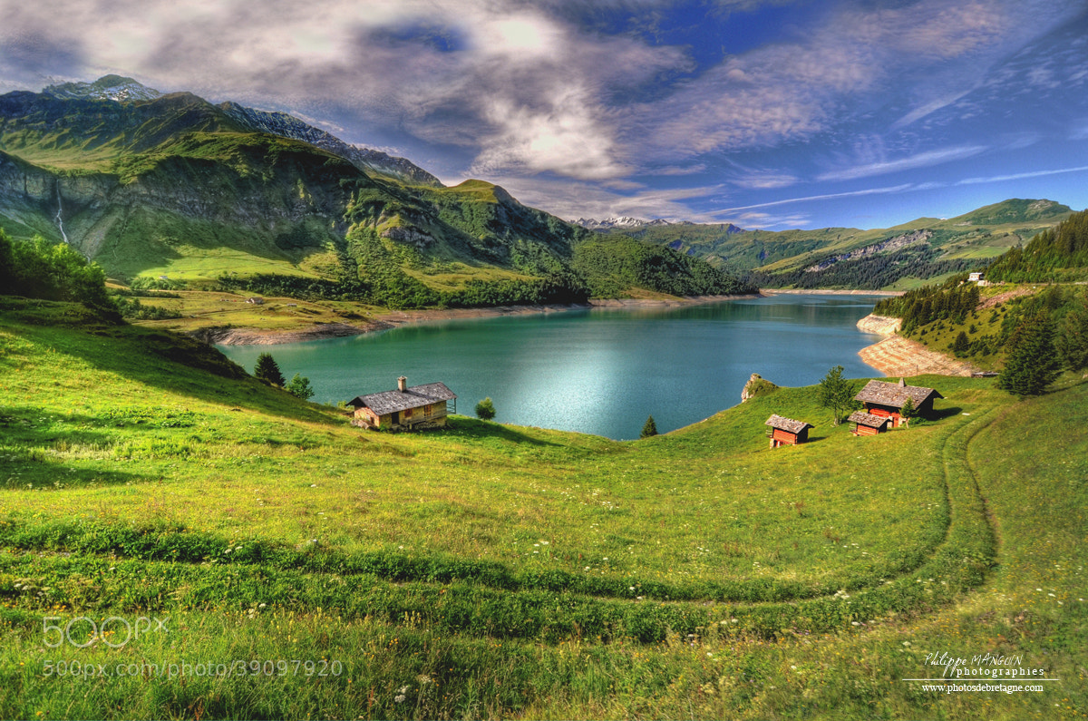 Photograph Savoie by Philippe MANGUIN on 500px