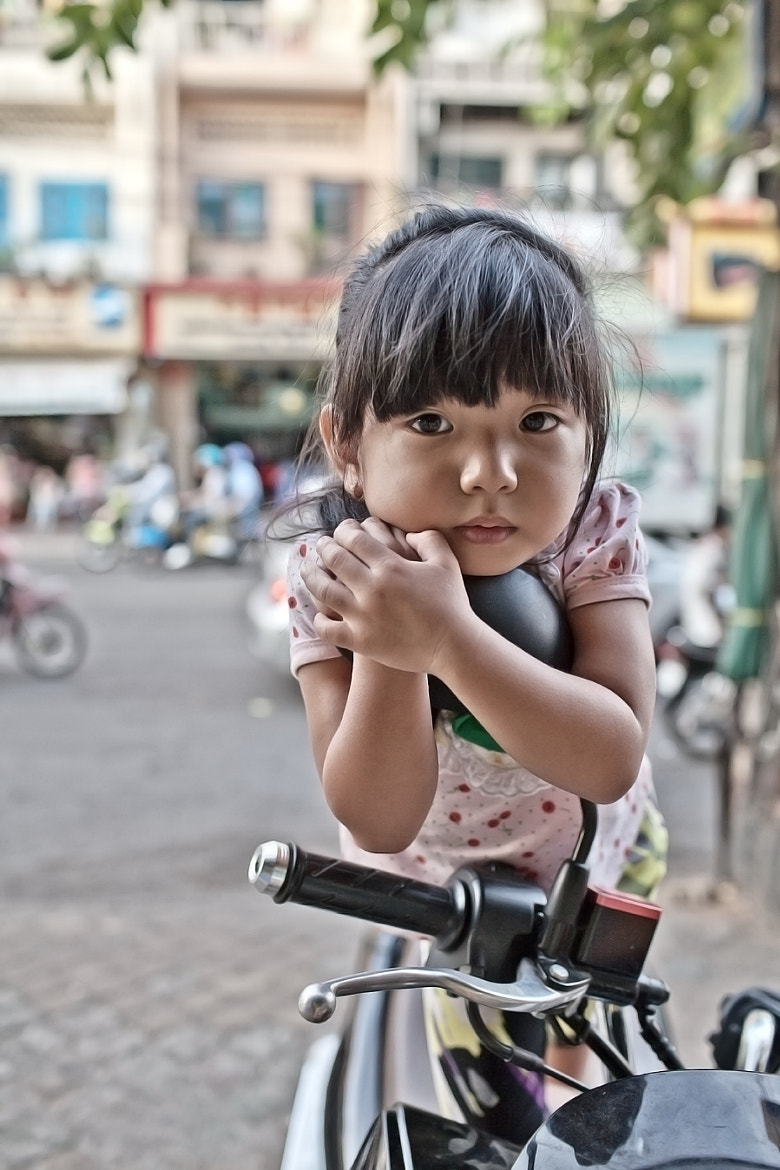 Photograph Little Girl  by Kevin Cam on 500px