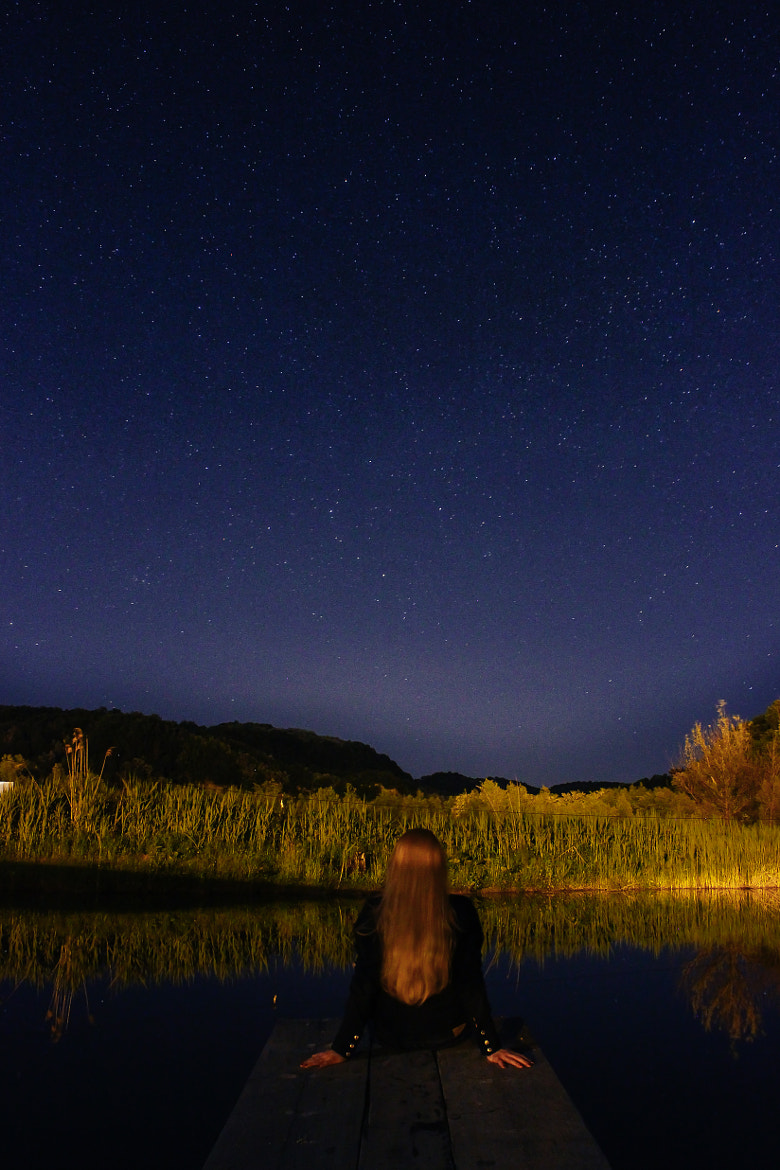 Photograph Underneath The Stars by Martin Ivancan on 500px
