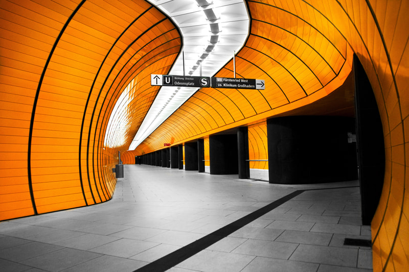 Photograph Subway Impressions by Ronny Ritschel on 500px