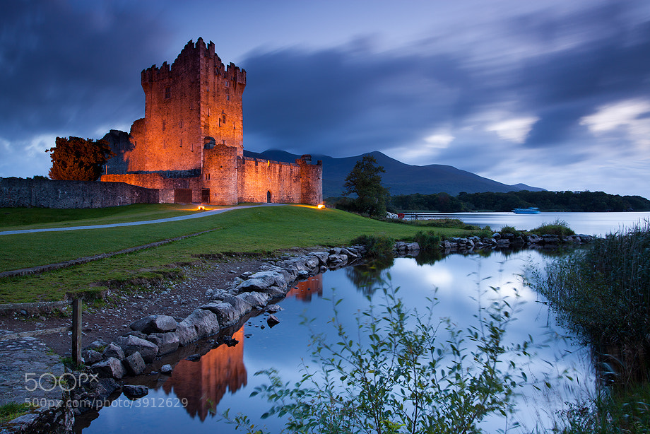Photograph Ross Castle by Claudio Coppari on 500px