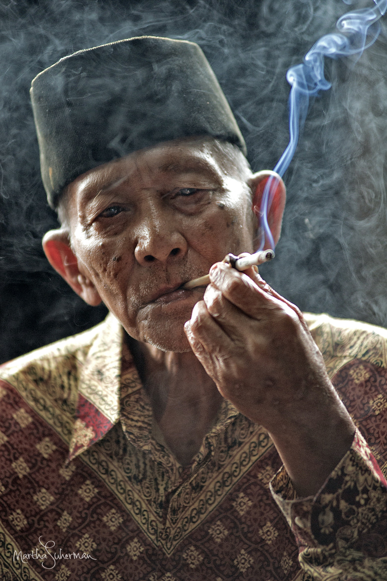 Photograph The Old Smoker by Martha Suherman on 500px