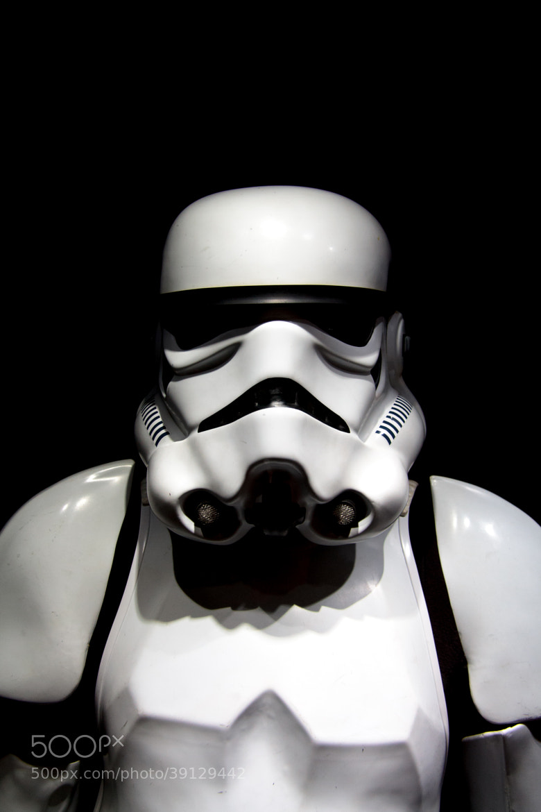 Photograph Stormtrooper by Craig Harkness on 500px