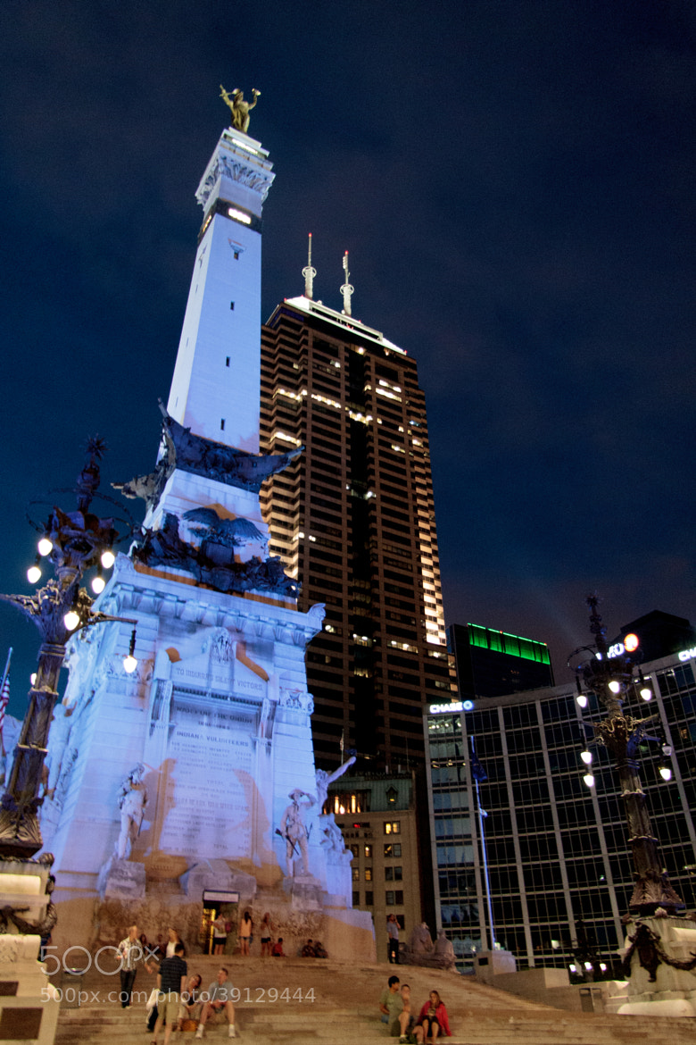 Photograph Soldiers & Sailors Monument by Craig Harkness on 500px