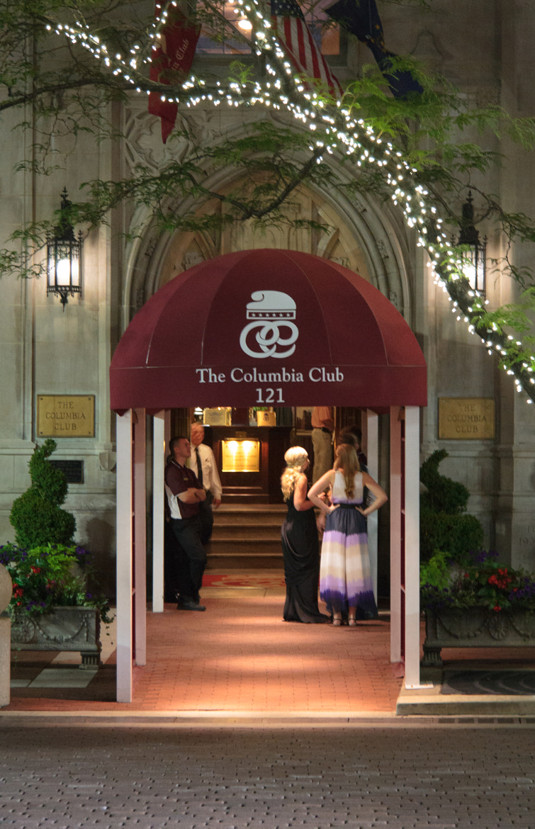Photograph The Columbia Club by Craig Harkness on 500px