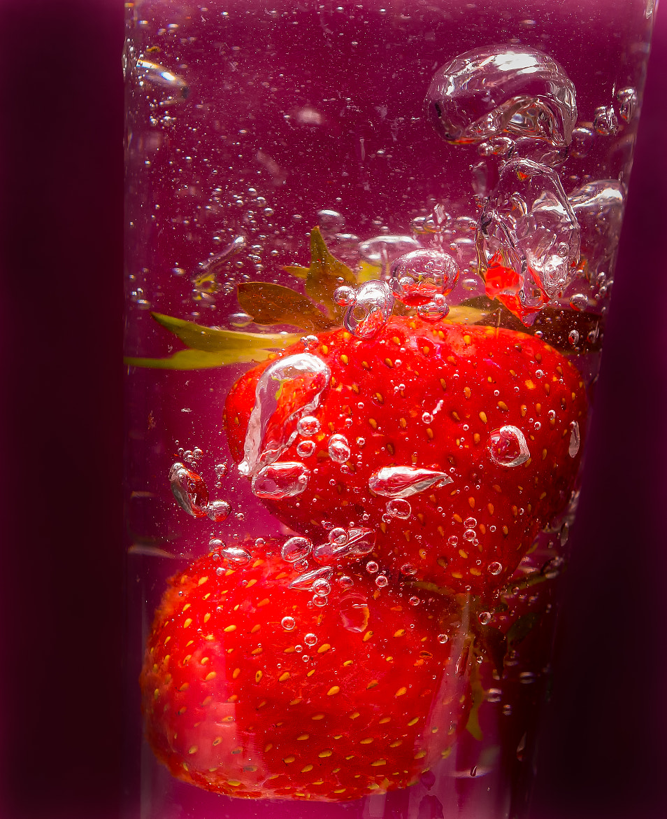 Photograph Fun w/ Strawberries 1 by Matthew Stoeckle on 500px