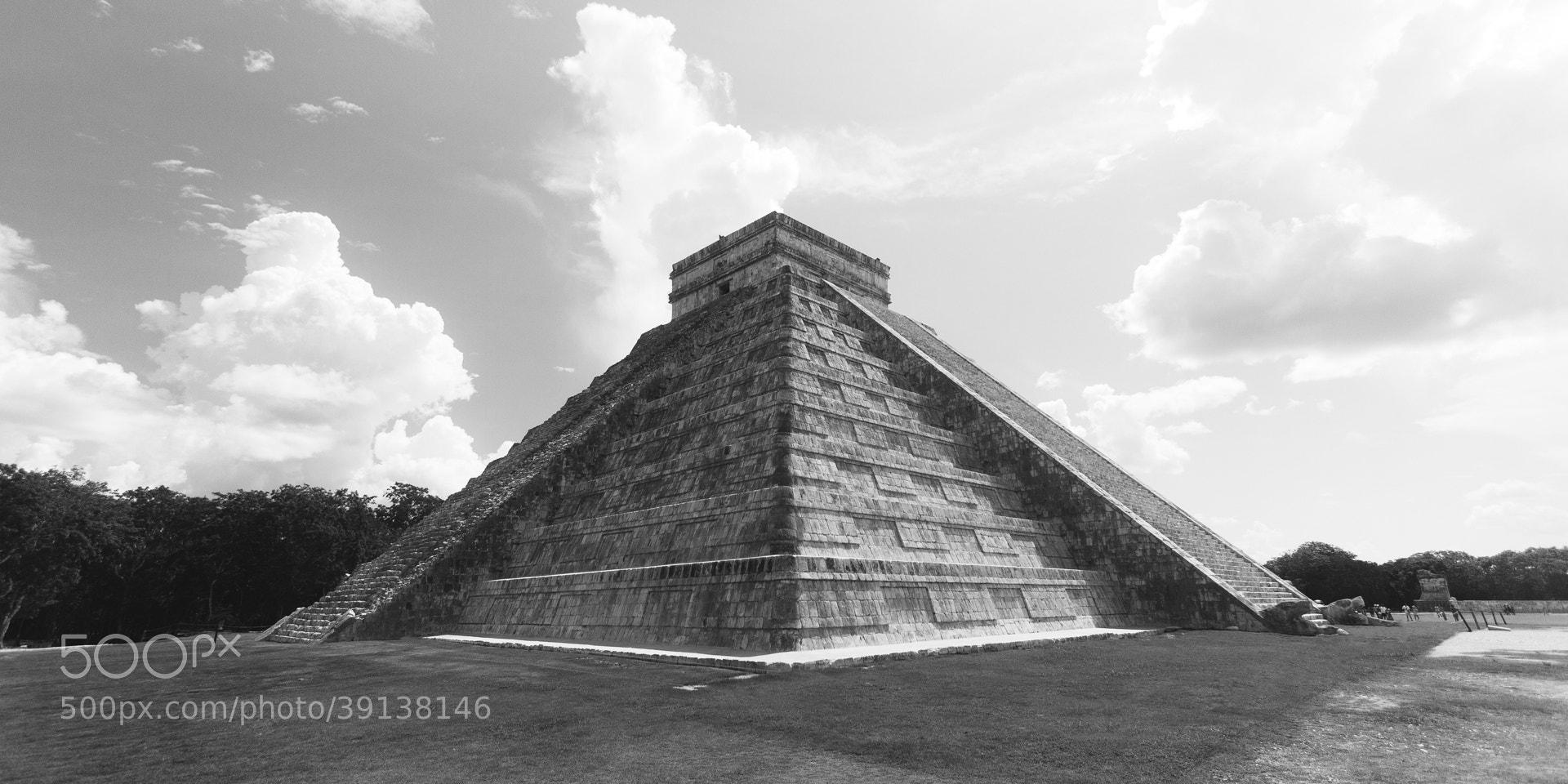 Photograph ///// Mayan Pyramid by Vian Esterhuizen on 500px