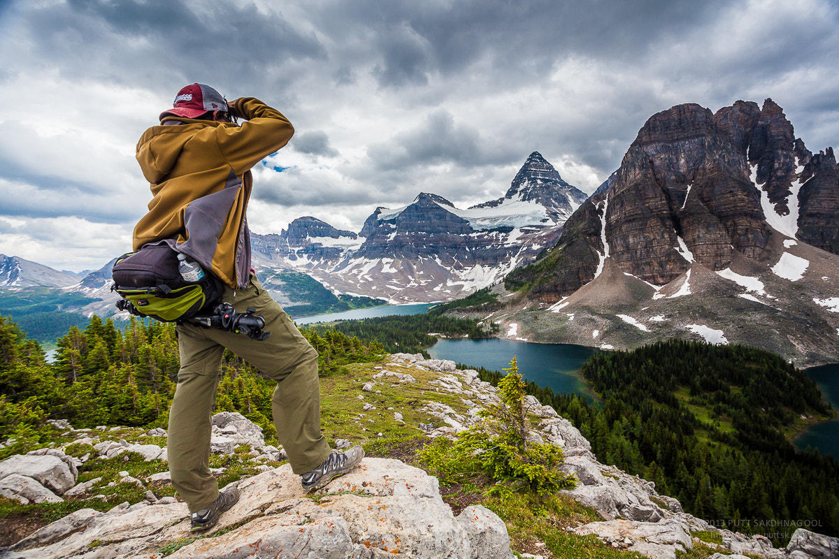 Photograph Shooting the Giant by Putt Sakdhnagool on 500px