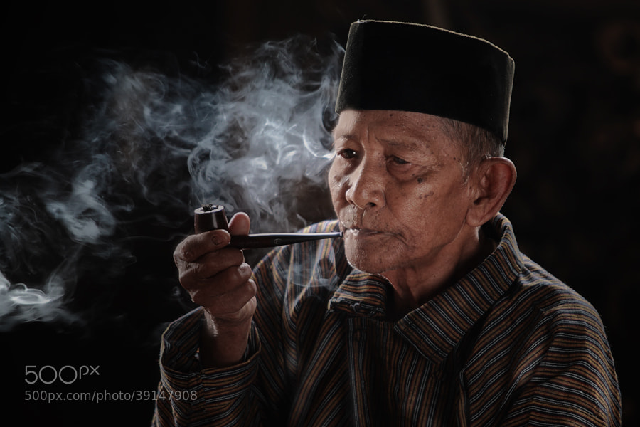 Photograph hard thingking by taufik sudjatnika on 500px