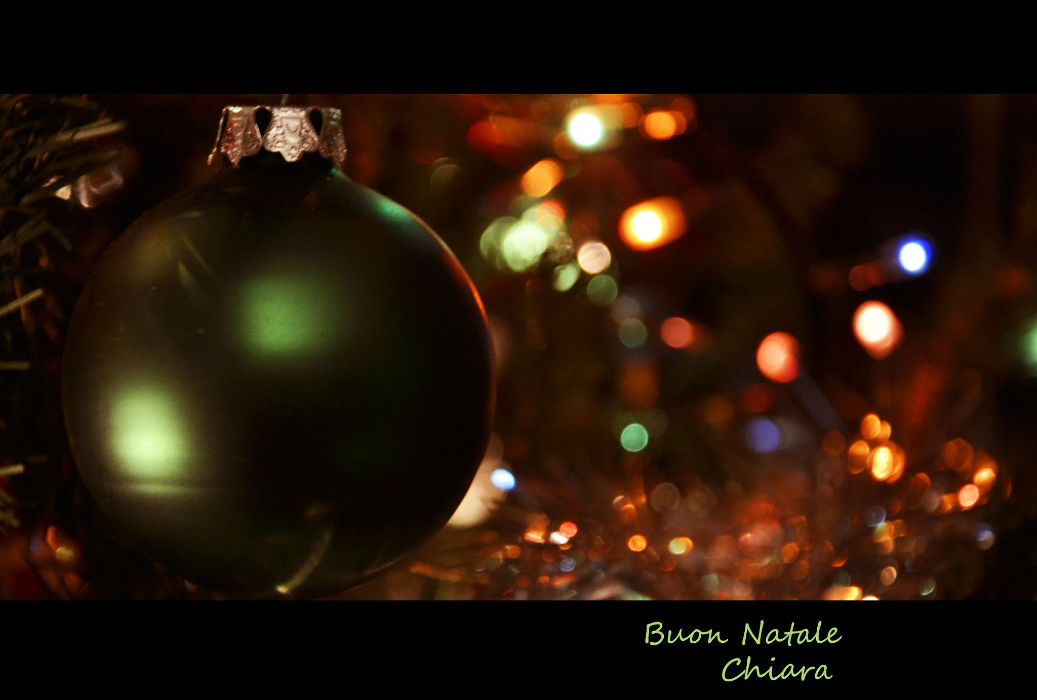 Photograph Merry Christmas by Chiara M on 500px