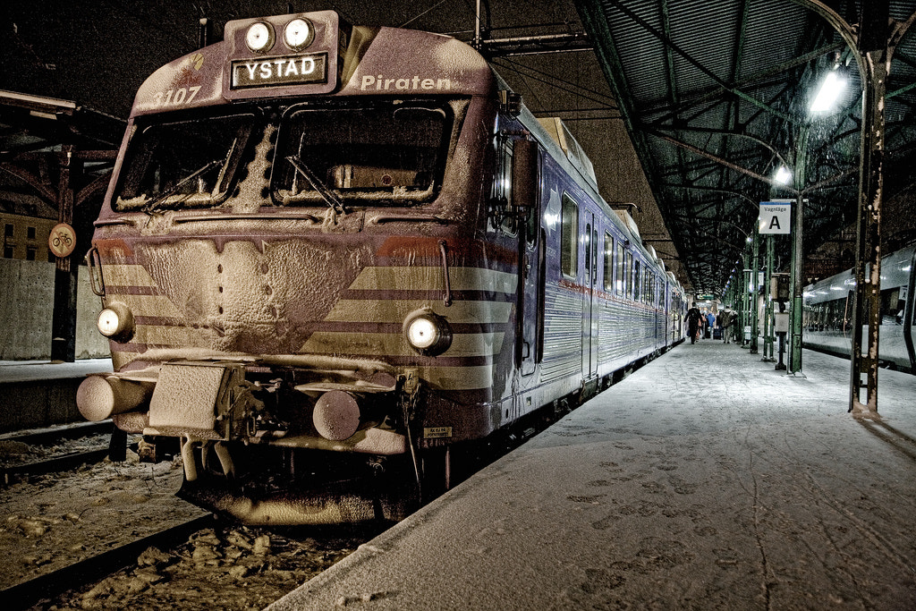 Photograph Malmö Central by Oliver Wilke on 500px