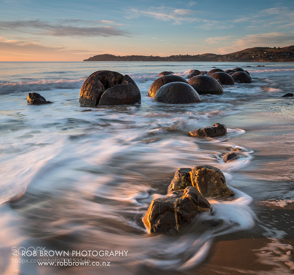 Photograph Moeraki by Rob Brown on 500px