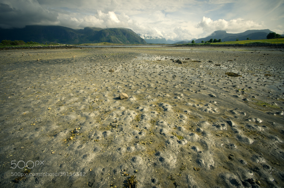 Photograph low tide by Justas R on 500px