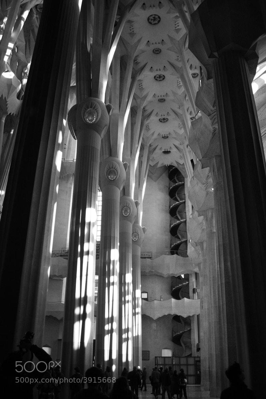 Photograph Sagrada Familia 1 by Yaniv Azoulay on 500px
