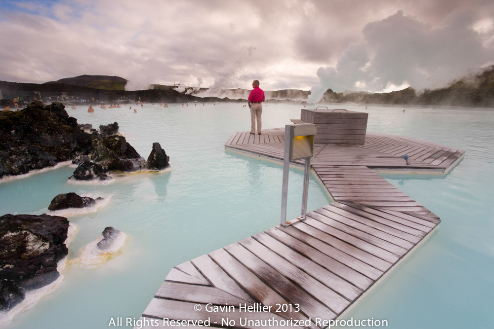 Photograph Iceland, Reykjavik, The Blue Lagoon, Iceland's most famous tourist attraction by Gavin Hellier on 500px