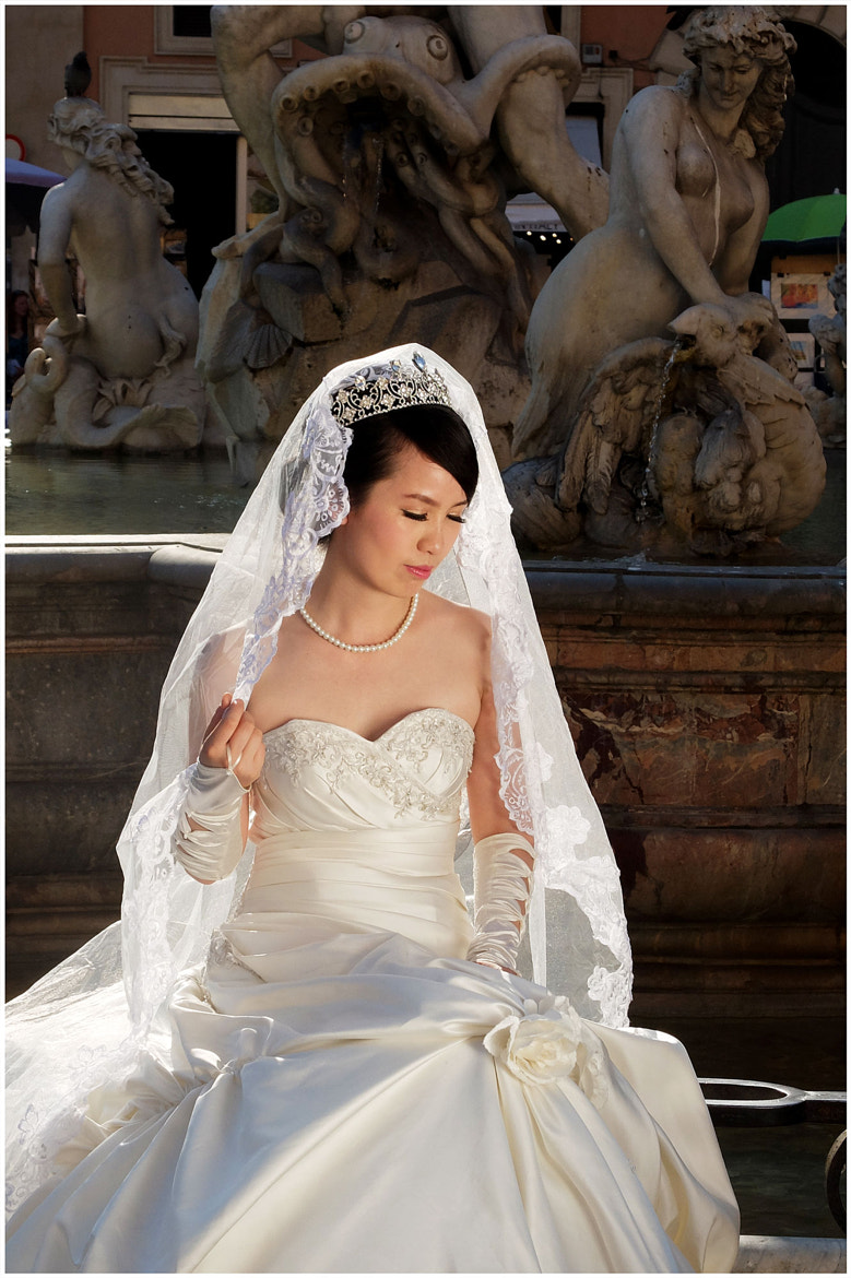 Photograph Bride in Rome by Marcello Ceraulo on 500px