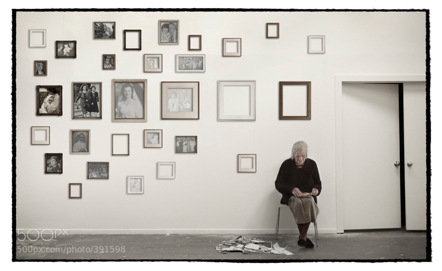 Photograph Dementia by Ollie Dale on 500px