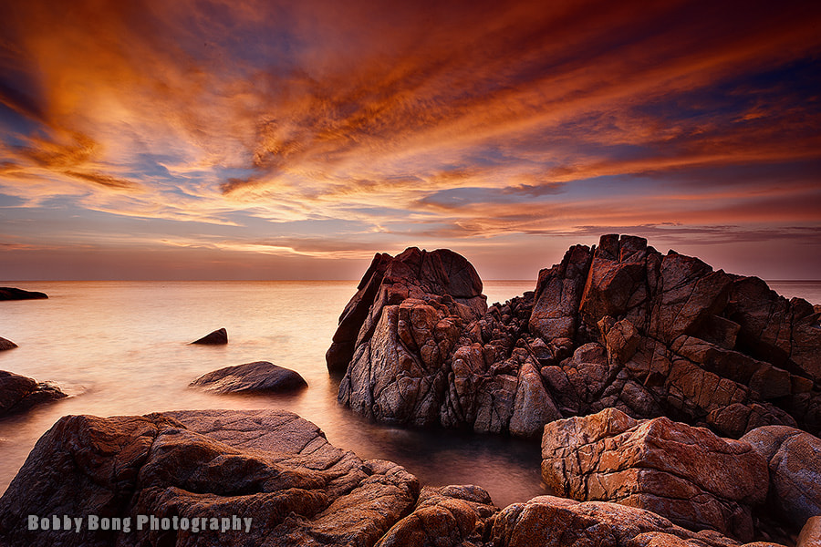 Photograph Cracking Rock by Bobby Bong on 500px