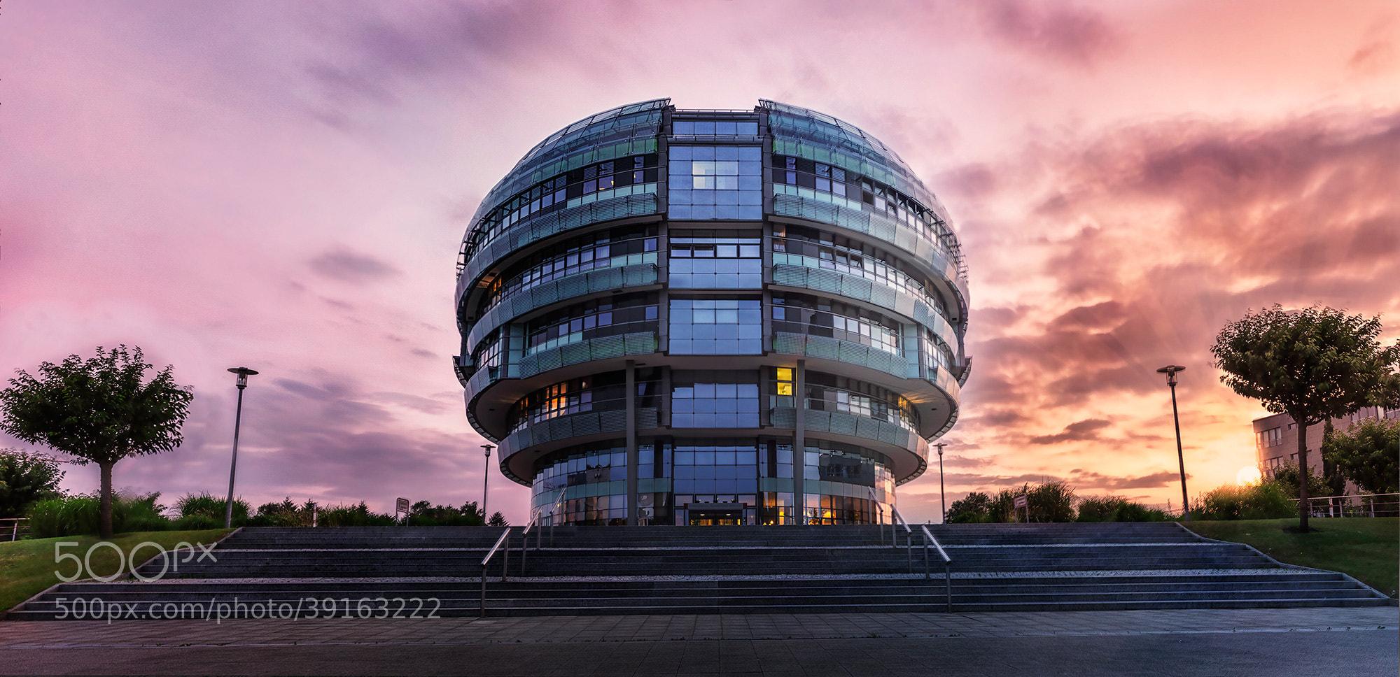 Photograph International neuroscience institute by Frank Klix on 500px