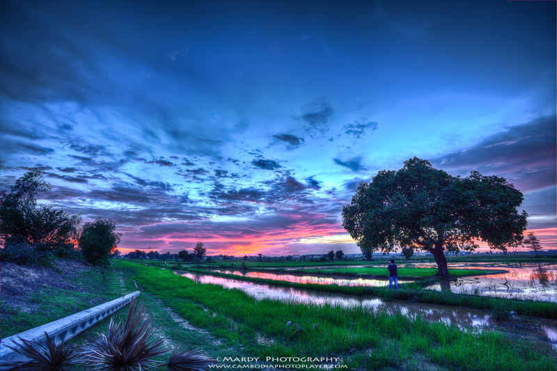 Photograph Waiting a great sunset! by Mardy Suong Photography on 500px
