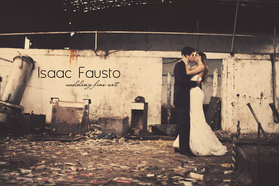 Photograph Trash the Dress Lumilla e Luis by Isaac Fausto on 500px
