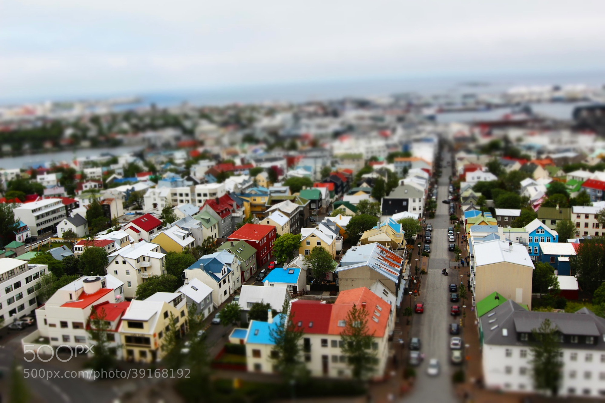 Photograph Miniature Effect by Evan Williams on 500px