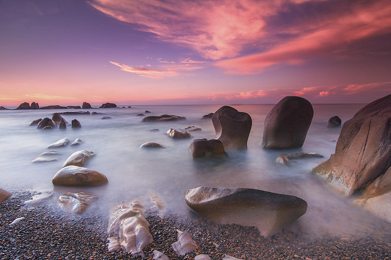 Photograph Cothach sunrise by Duy Nguyen on 500px