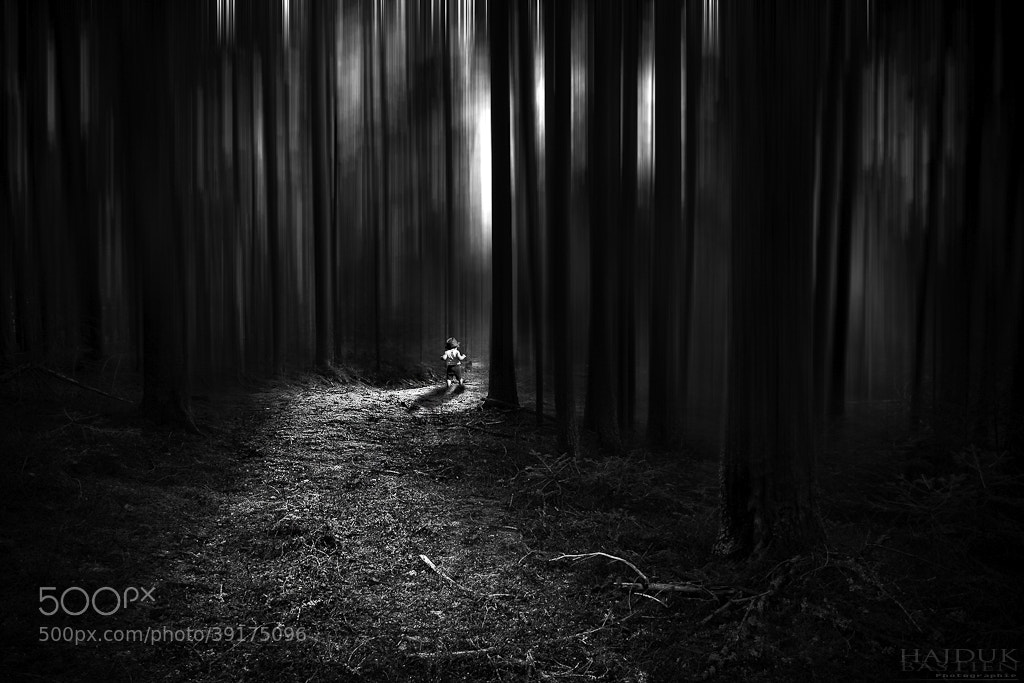Photograph Darkness by Bastien HAJDUK on 500px