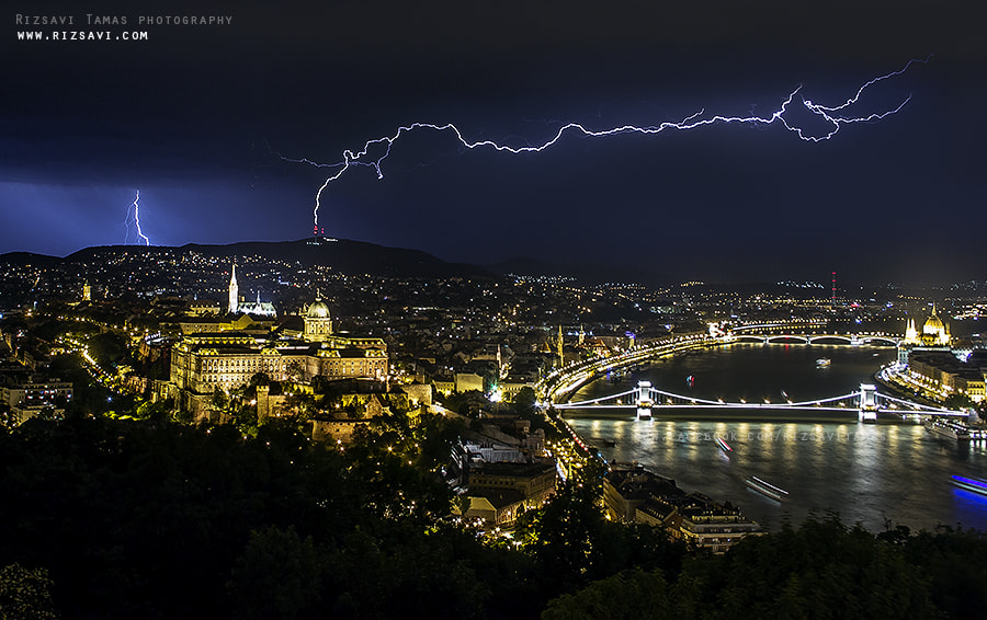 Photograph Budapest Under Attack by Rizsavi Tamás on 500px