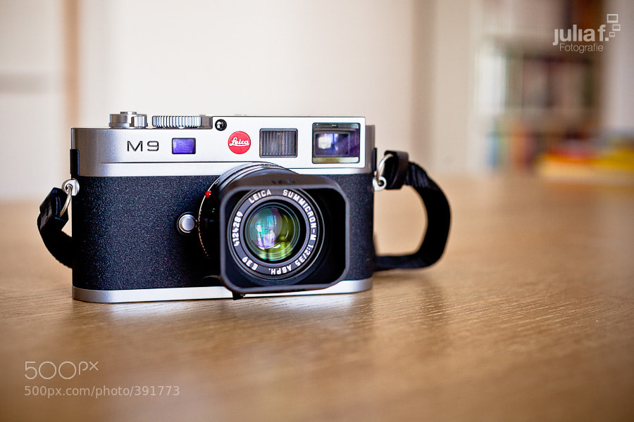 Photograph Leica M9 by Julia Fot on 500px