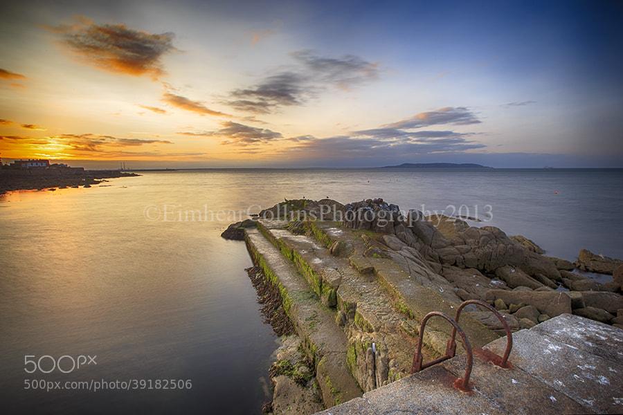 Last Light at Bulloch Harbour