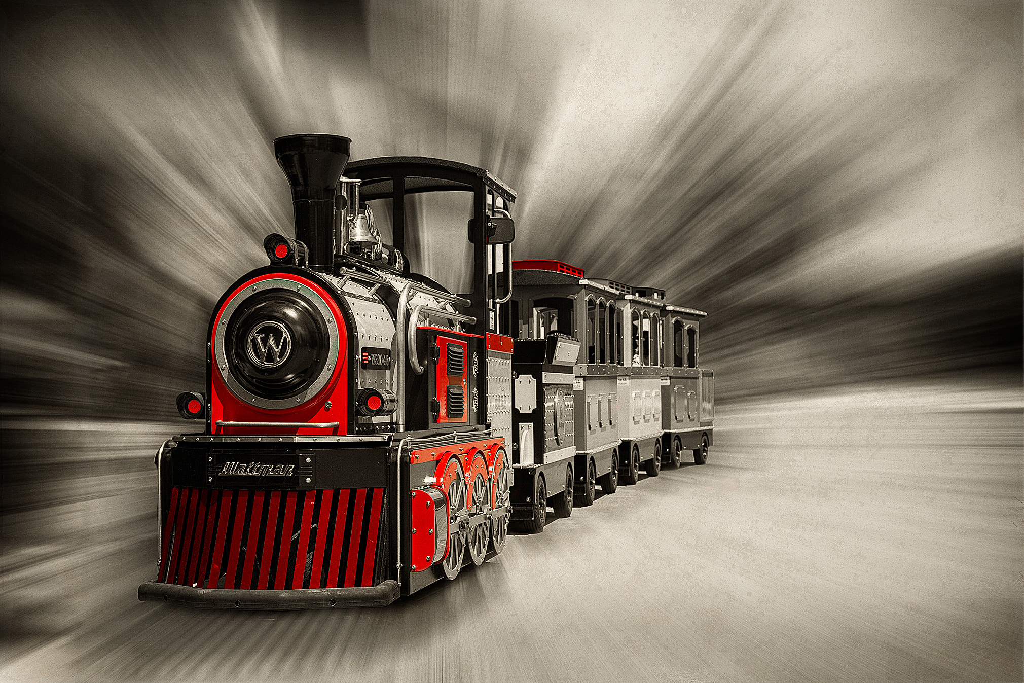 Photograph Train by Tetyana Kovyrina on 500px