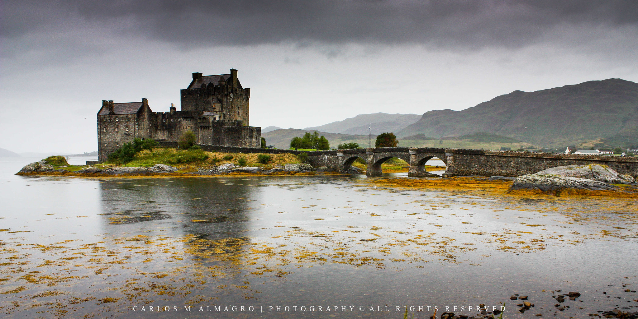 Photograph Eilean Donan Castle by Carlos M. Almagro  on 500px