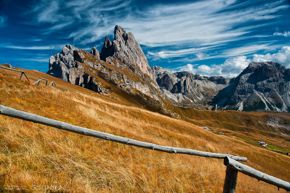 Photograph Seceda by Peter Briatka on 500px