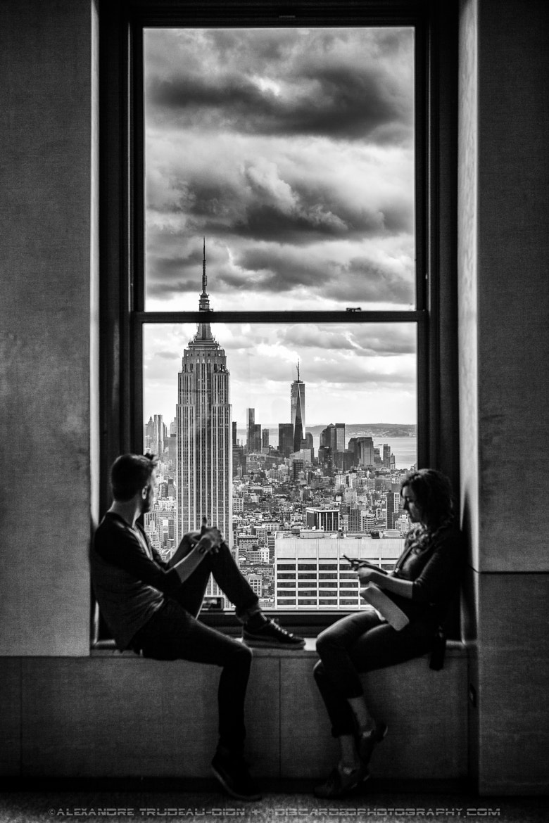 Photograph Looking out the window by Alexandre Trudeau-Dion on 500px