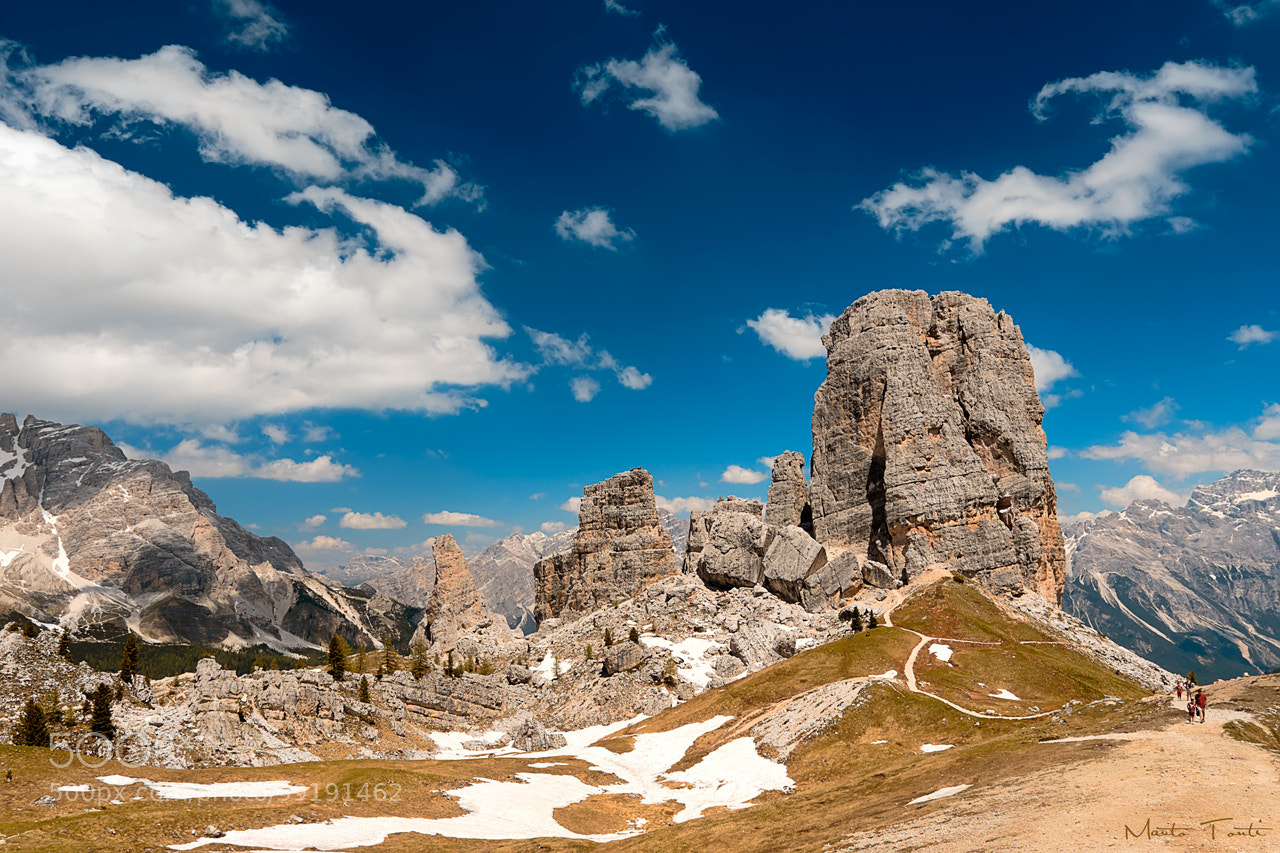 Photograph Cinque Torri Dolomiti Italia by maurot1965 on 500px