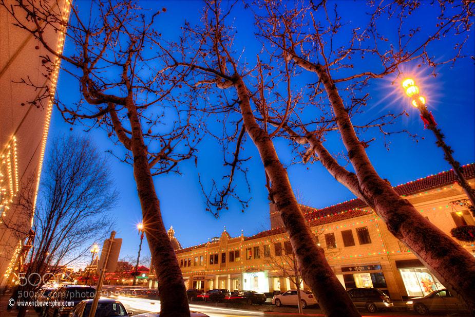 Photograph Kansas City Plaza Lights 6 by Eric  Bowers on 500px