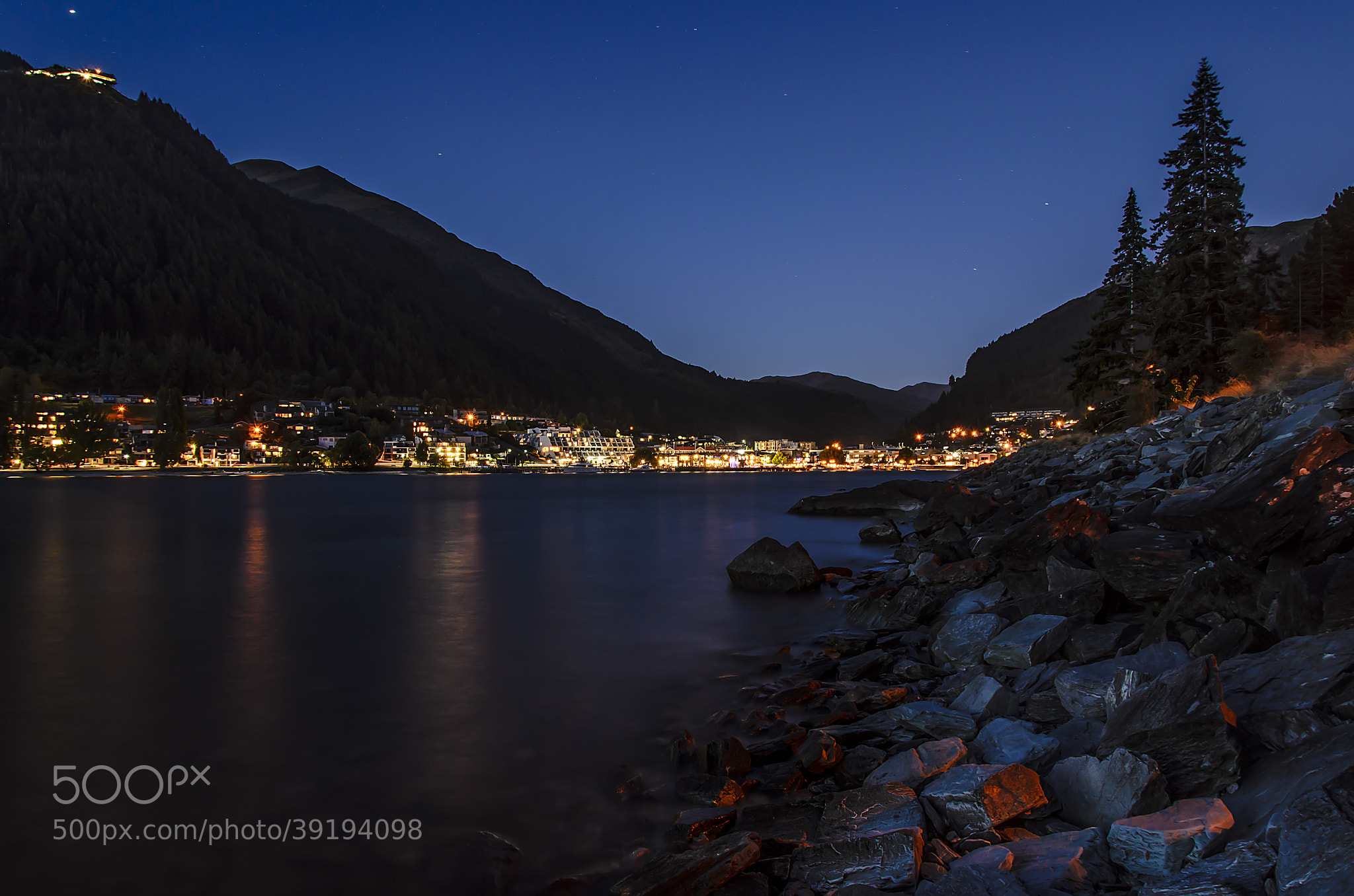 Photograph Queenstown II by Martijn Barendregt on 500px