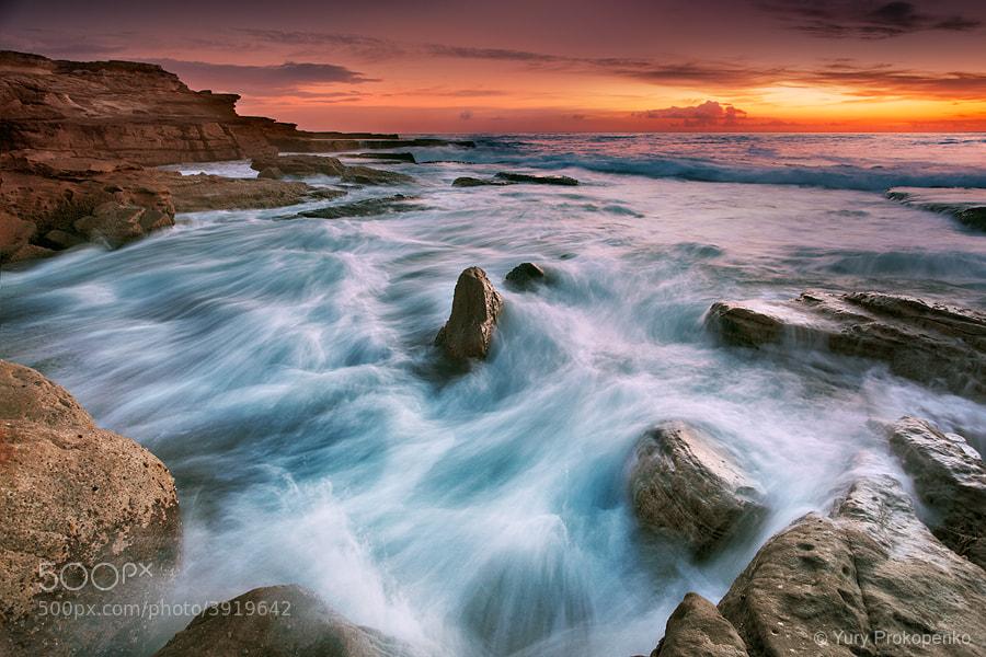Photograph Ocean Flow by Yury Prokopenko on 500px