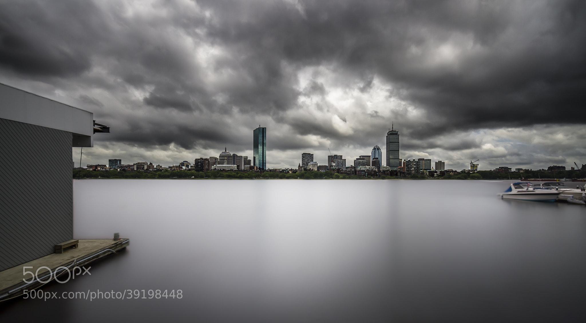 Photograph Stormy Boston by Kerim Hadzi on 500px
