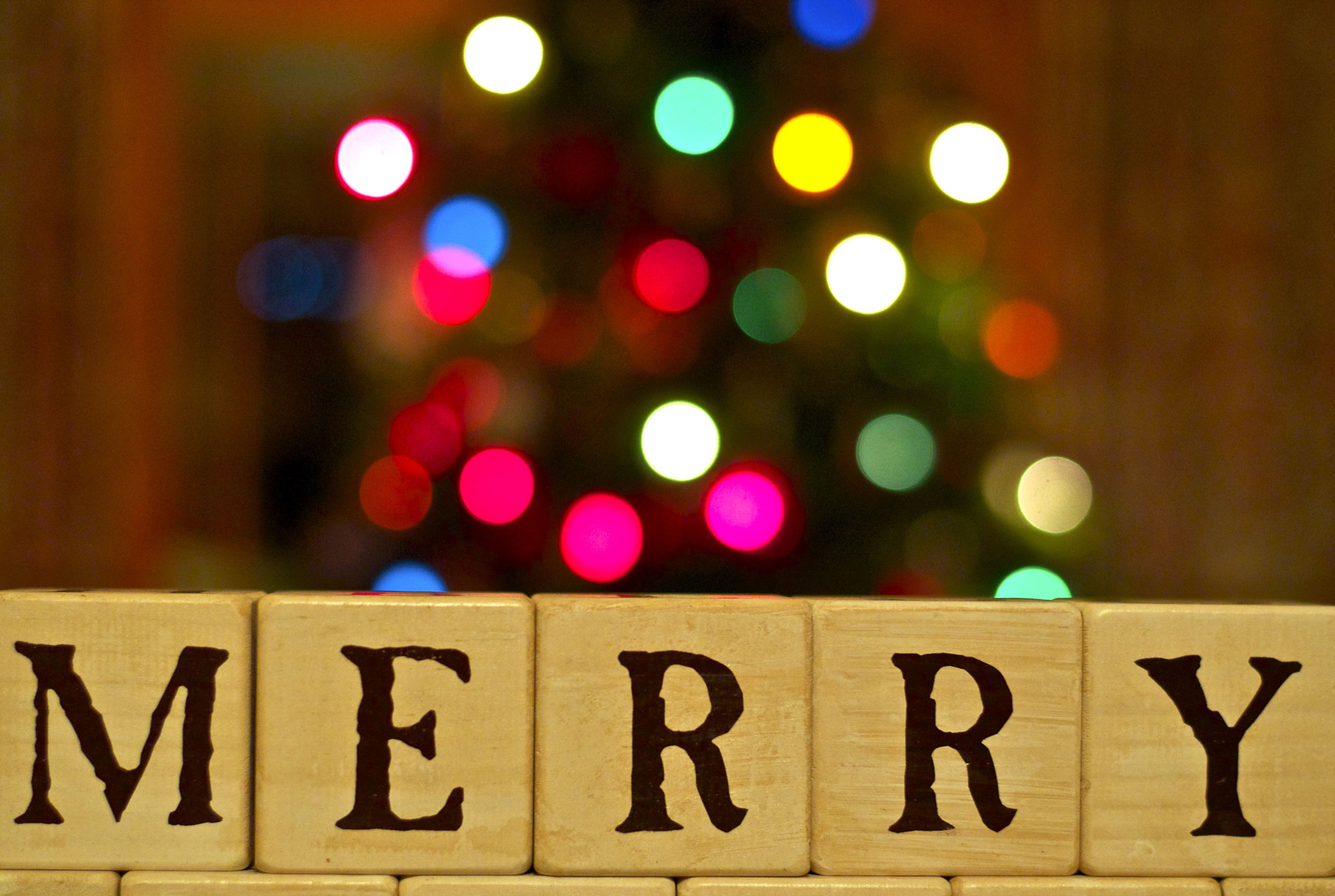 Photograph Merry Christmas by Theodore Kim on 500px