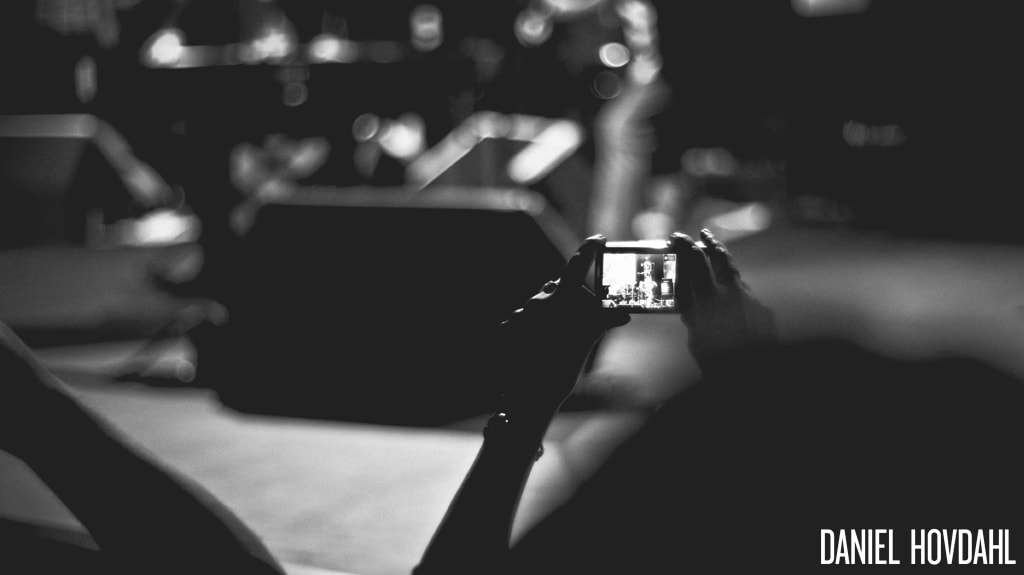 Photograph REC by Daniel Hovdahl on 500px