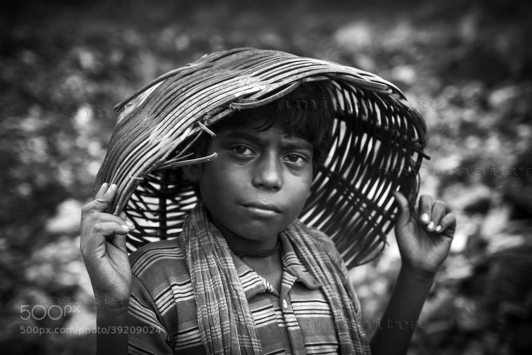 Photograph Forbidden Childhood by Amit Maitra on 500px