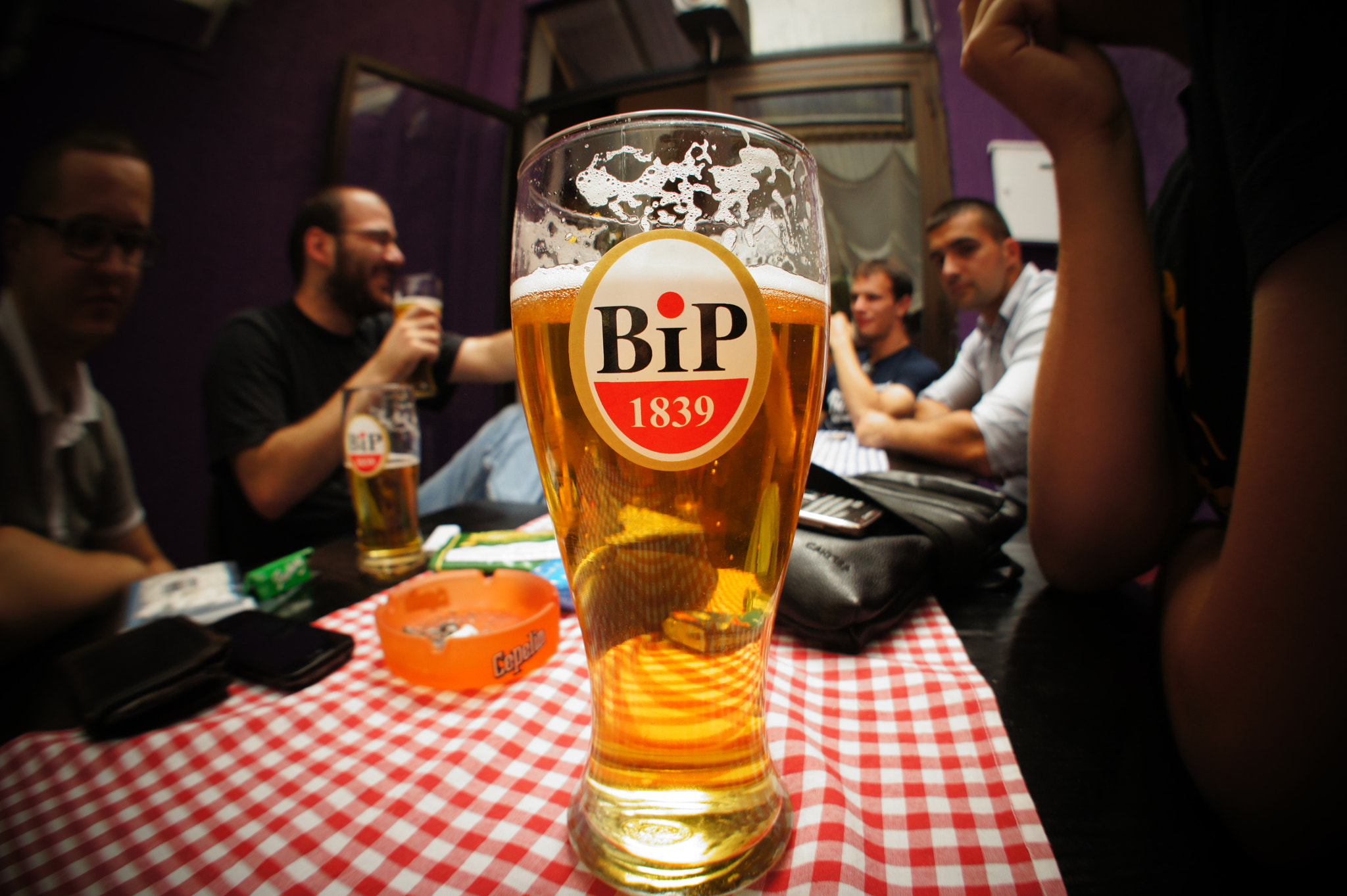 Photograph BIP pivo by Stefan Drljača on 500px