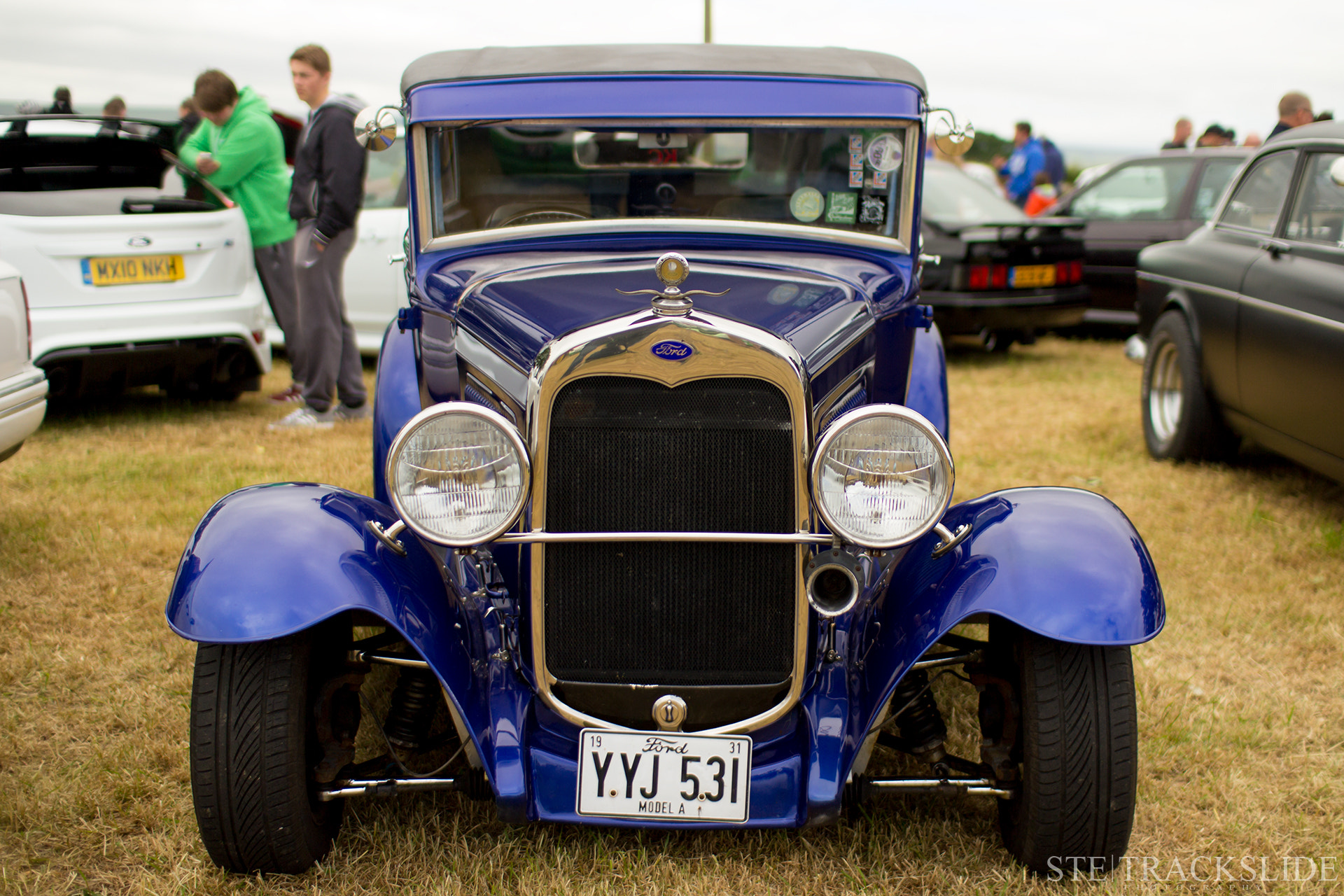 Photograph Model A Ford Hotrod by Ste Trackslide on 500px