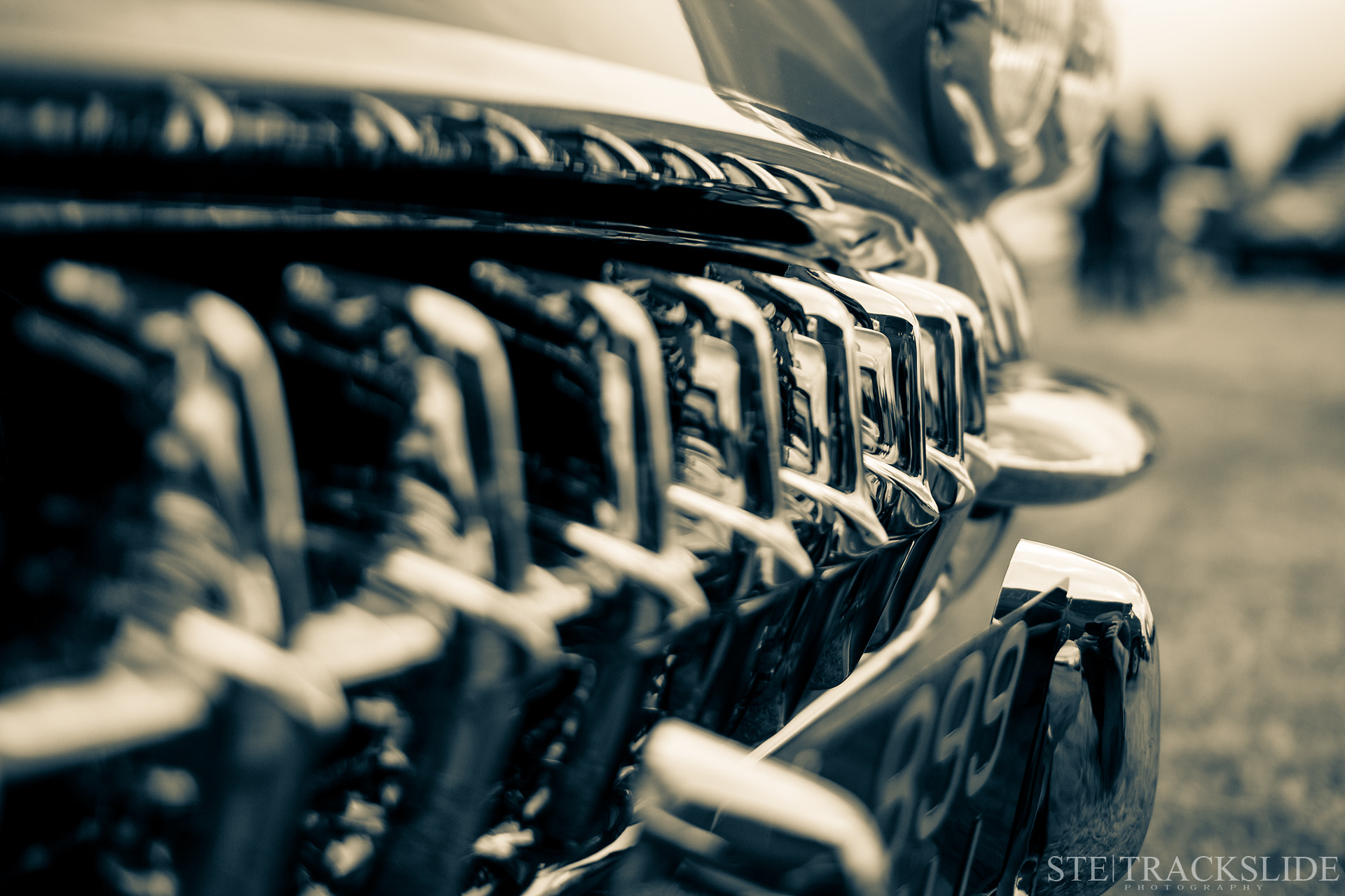 Photograph The grill, Original Corvette... by Ste Trackslide on 500px