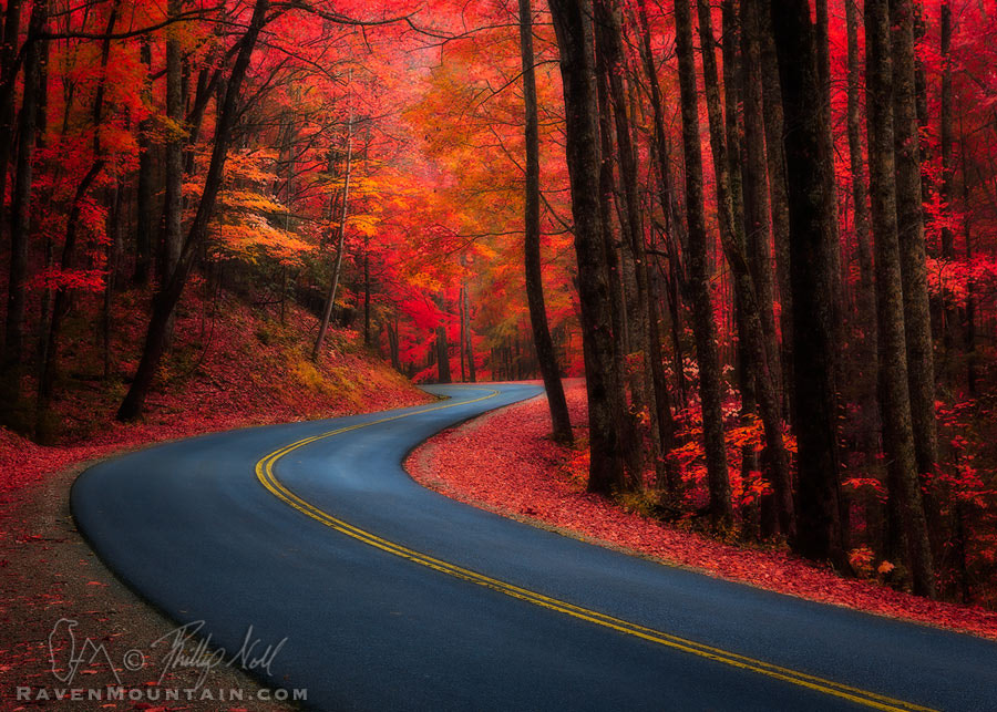 Photograph A Highway To Dreams by Raven Mountain Images on 500px