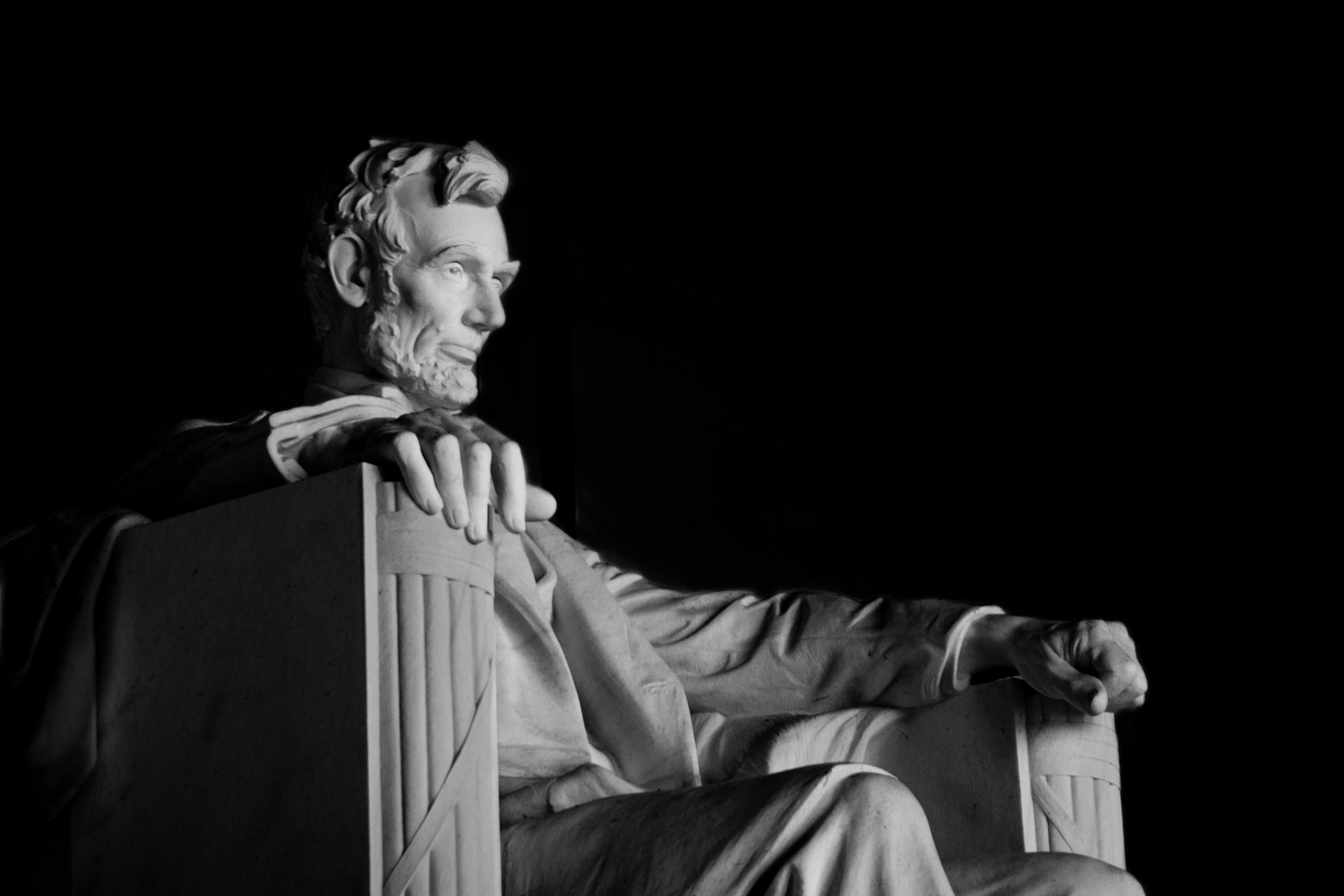 Photograph Lincoln Memorial by Shannon Ley on 500px